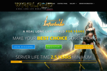 L2Warland.com - a real long life world for years