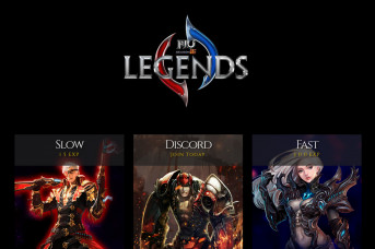 Legends Network | Free to Play MMORPG Portal