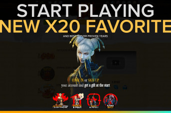 NEW X10 PTS / STAGES / OLYMP 40 LVL